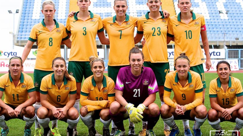 Matildas finish Cyprus Cup with 6-2 win over Czech Republic
