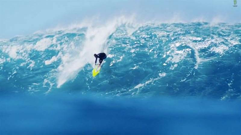 Makua Rothman Crowned Big Wave World Champion