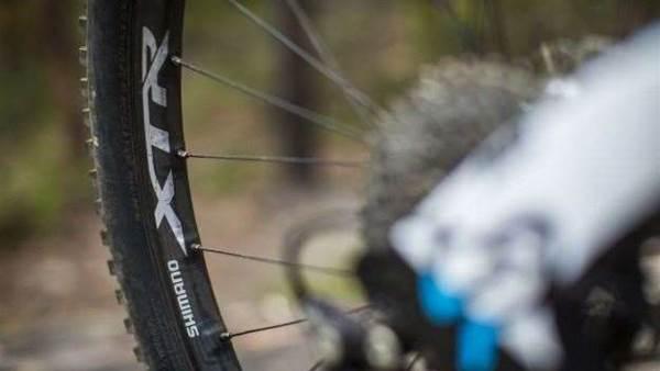 REVIEWED: Shimano XTR Trail Wheel Set