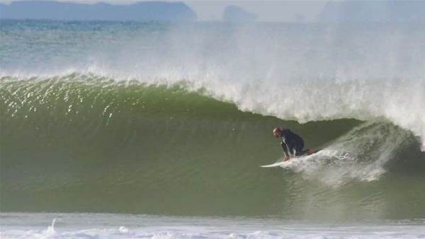 One Surf With Bobby Martinez