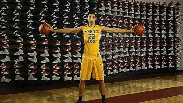 Aussie Ben Simmons to play in All-American Game