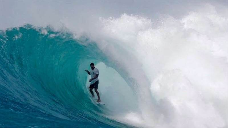 What's #trending in surfing? March 21 – 27