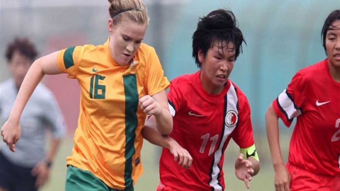 Young Matildas draw Group B at 2015 AFF Women's Championships