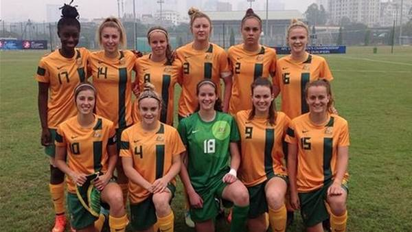 Young Matildas squad named for AFF Women's Championship