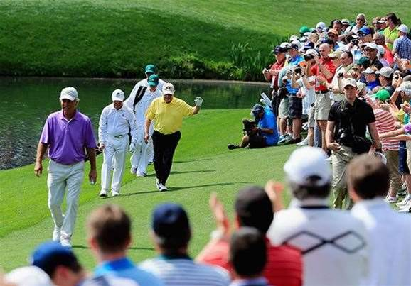 MASTERS 2015: 12 things I did at Augusta today