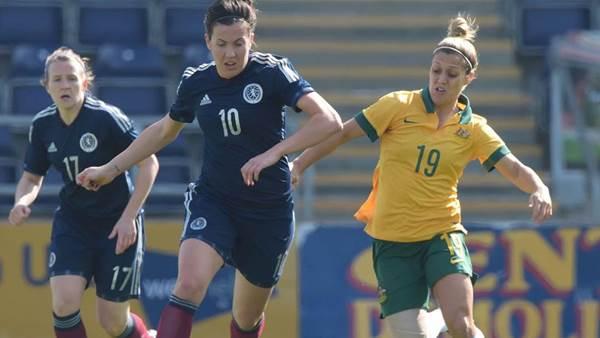 Australia finish European tour with 1-1 draw with Scotland