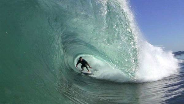 Jay Davies in South-West Oz