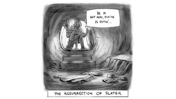 The Heckle: Kelly's Resurrection