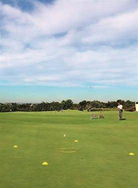 PGA Lessons: Develop a stock chip distance
