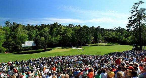 MASTERS 2015: Saying a little prayer on Amen Corner