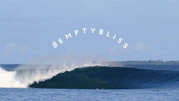 World Surfaris #emptybliss Winner Announced