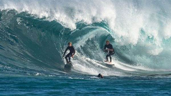 Room For Two with Jack Robinson and John John Florence