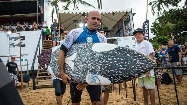 Kelly Slater Will One Day Retire