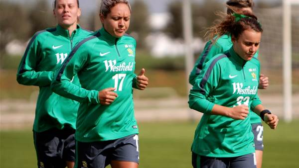 Matildas return to camp, more players added