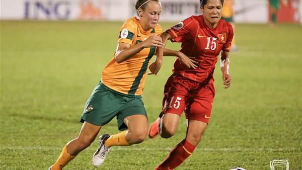 Matildas to host Vietnam in World Cup farewell match