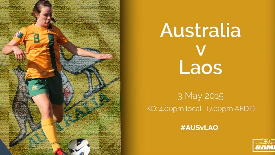 Preview: Australia v Laos - 2015 AFF Championships