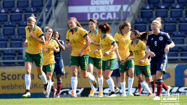 Australia's 2015 Women's World Cup squad named