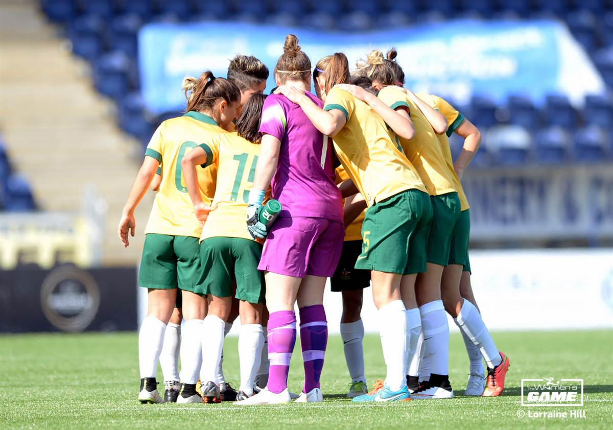 SBS to televise every match of the Women's World Cup live