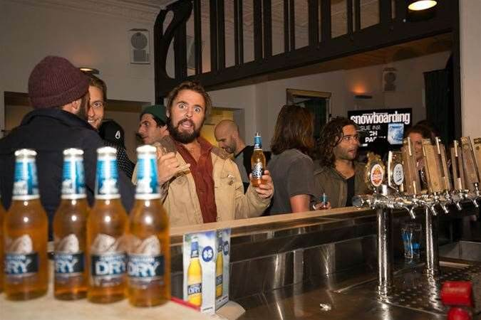 ANZ Snowboarding Issue #61 Launch Party Pics