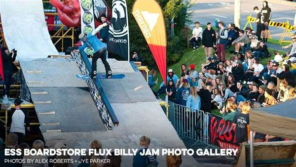 ESS Boardstore Flux Billy Jam Photo Gallery