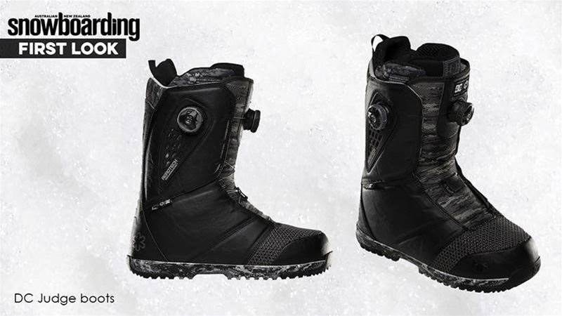 DC x SPT Men's Judge Boot - First Look