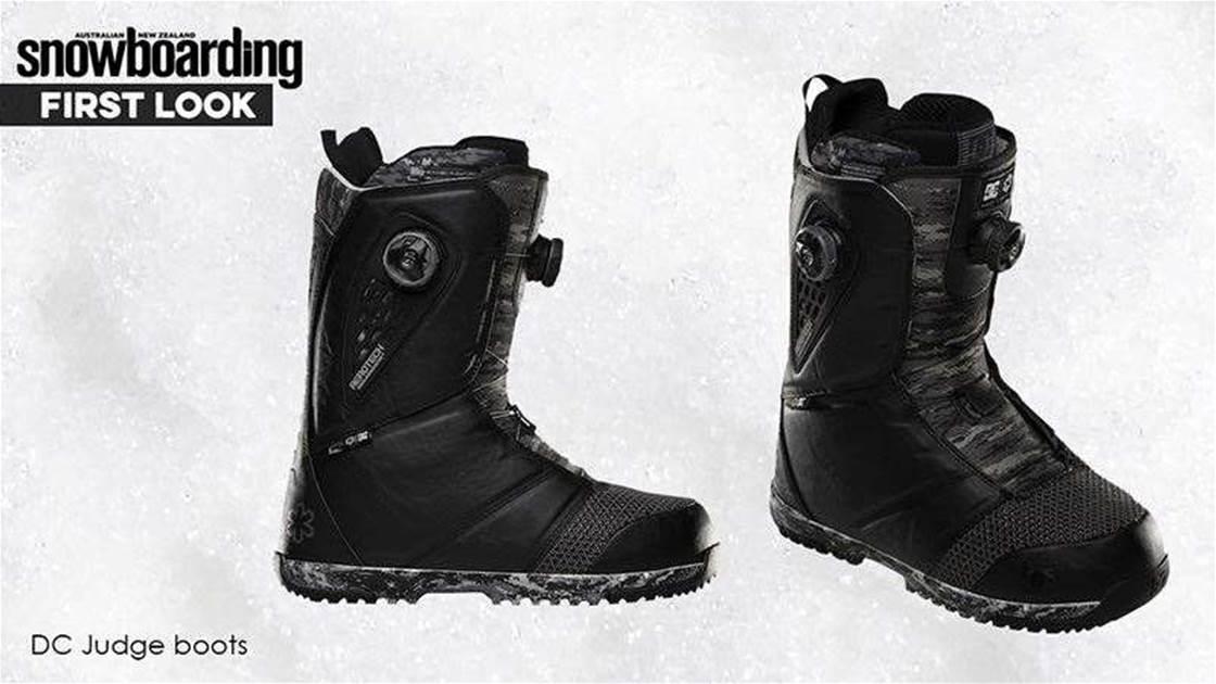 DC x SPT Men's Judge Boot - First Look