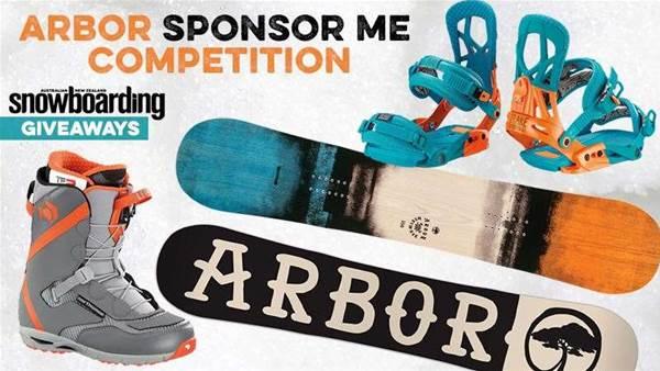 Arbor Sponsor Me Competiton!