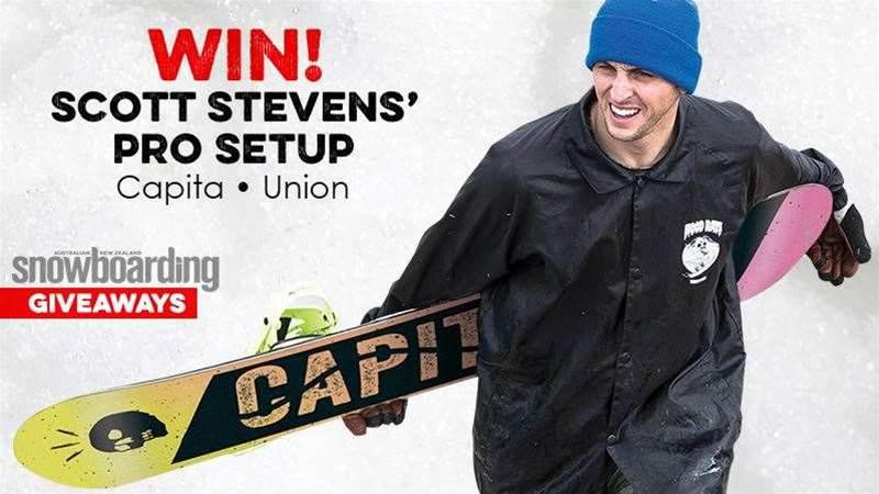 WIN! Scott Stevens' Pro Setup