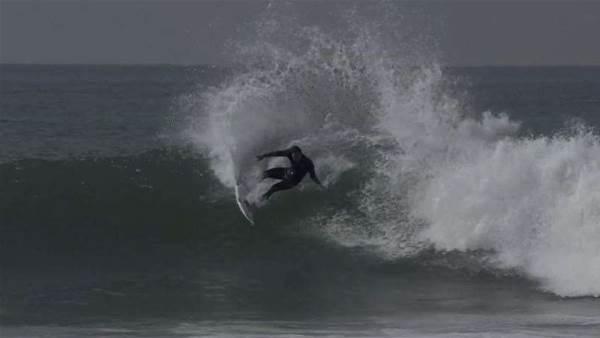Jordy Smith in California