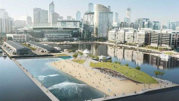 The Melbourne Wave Park – The Architect's Ambition