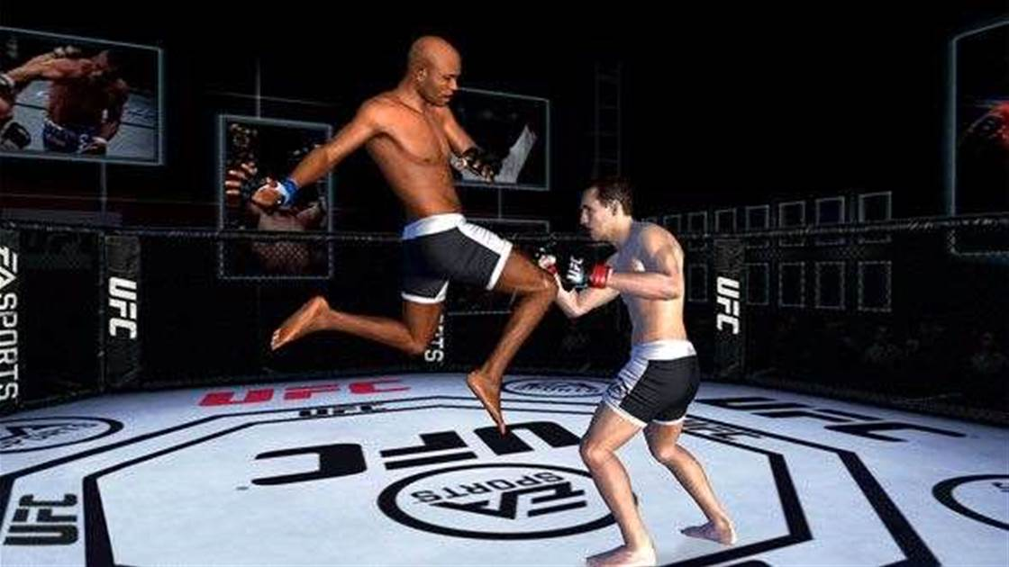 EA Sports UFC now available on mobile
