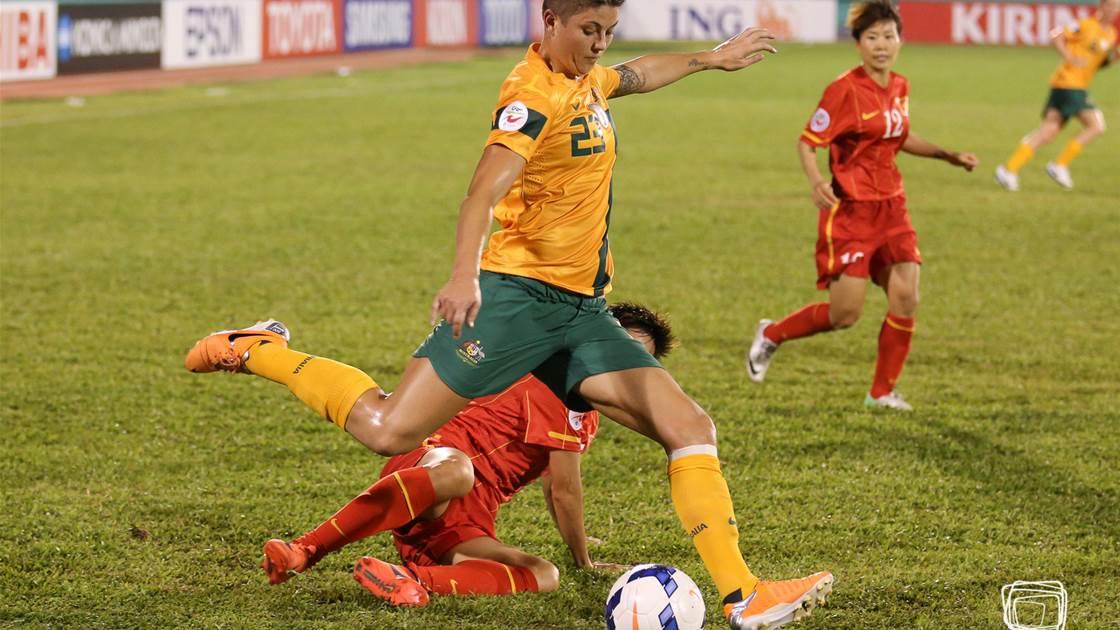 PREVIEW: Australia v Vietnam