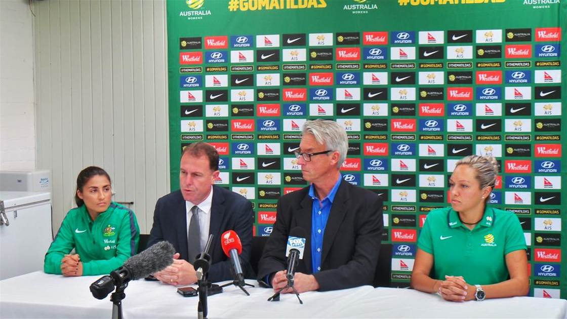 Davey, Gill omissions met with shock following Matildas World Cup announcement