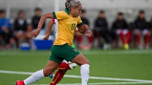 Matildas down Vietnam 4-0 in closed doors match