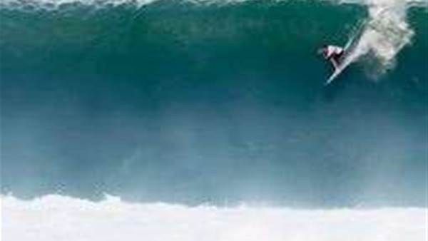 In The Moment - Grant 'Twiggy' Baker at Mex Pipe