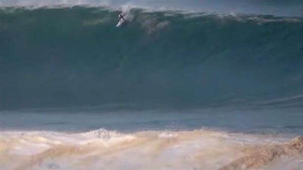 Horror Wipeout at Puerto Escondido