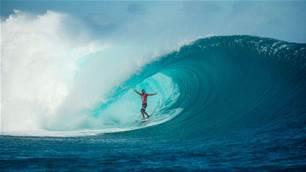Classic Fiji Moments: Kelly Sets The Tone