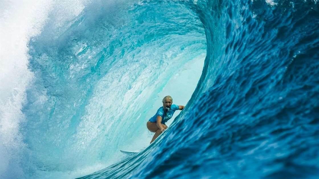 Classic Fiji Moments: Tatiana Goes Hard