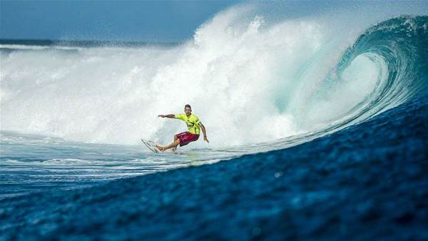 Classic Fiji Moments: Andy Irons Every Time He Surfed