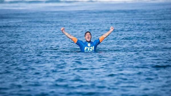 Classic Fiji Moments: Gabby Wins