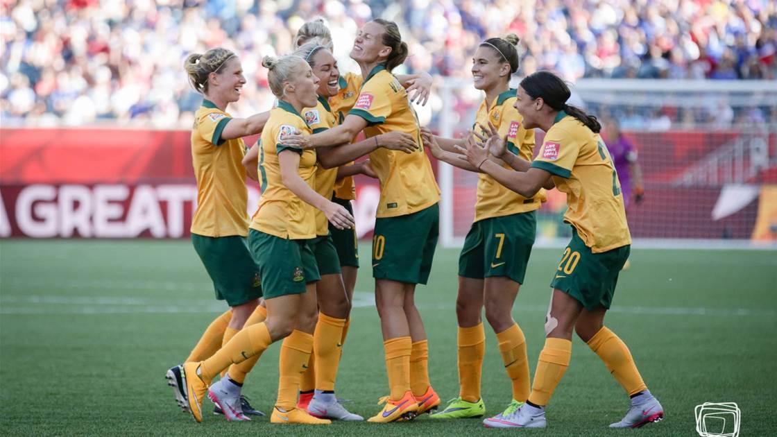 Match Review: Australia v Nigeria