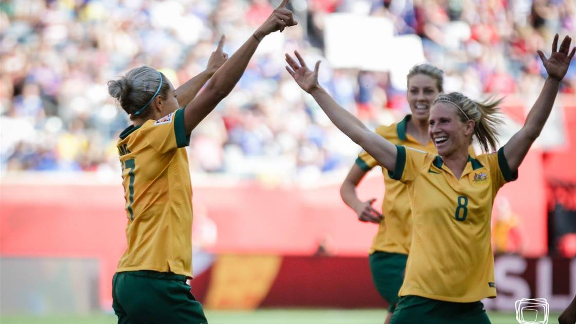 Match Report - Australia v Nigeria