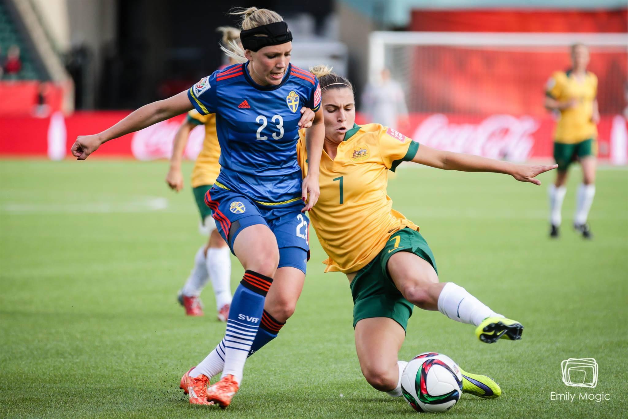 Matildas secure Round of 16 berth