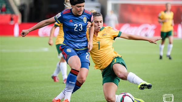 Matildas secure Round of 16 berth