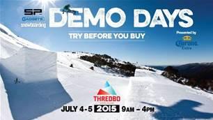 SP GadgetsANZ Snowboarding Demo Days Presented by Corona