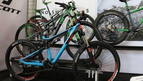 Scott unveil their 2016 bikes