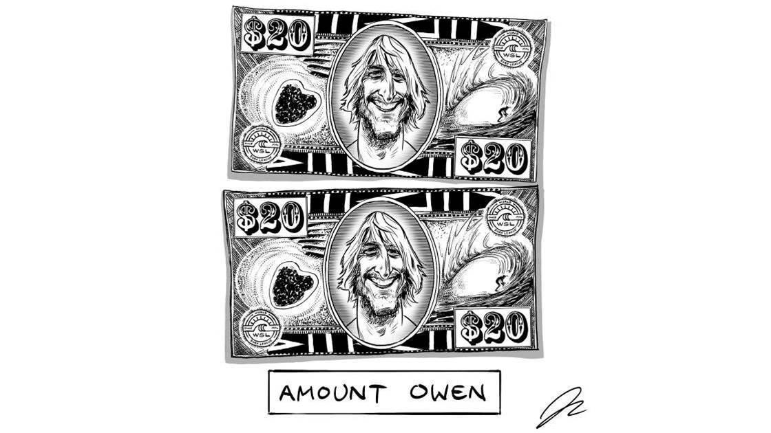 Friday Heckle: Amount Owen
