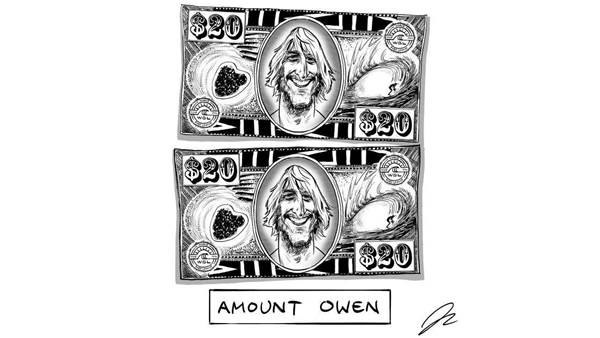 Friday Heckle: Amount Owen