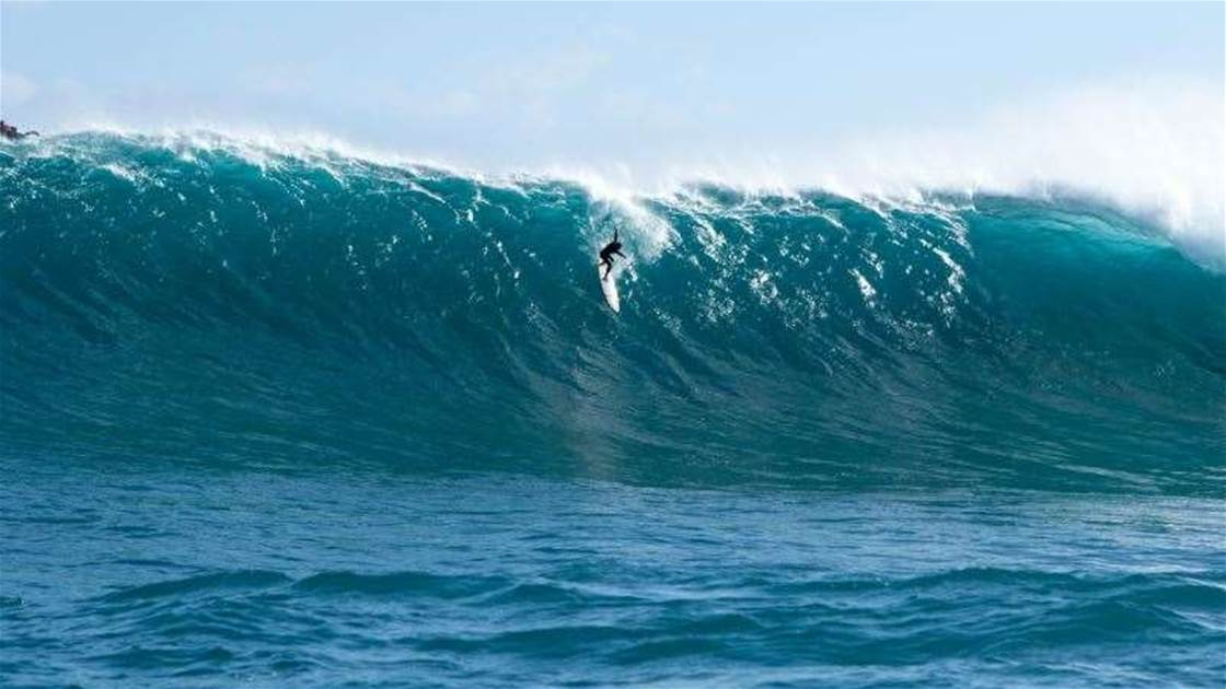 The Swell of the Decade Lights Up WA