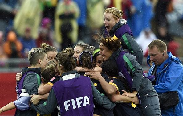 Matildas make history and World Cup quarter finals